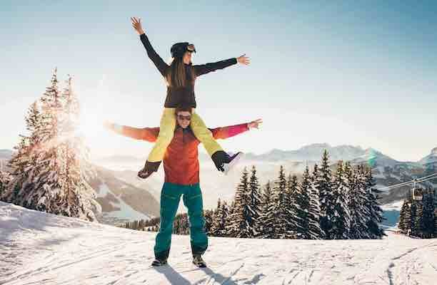 6 reasons why skiing and dating go hand-in-hand