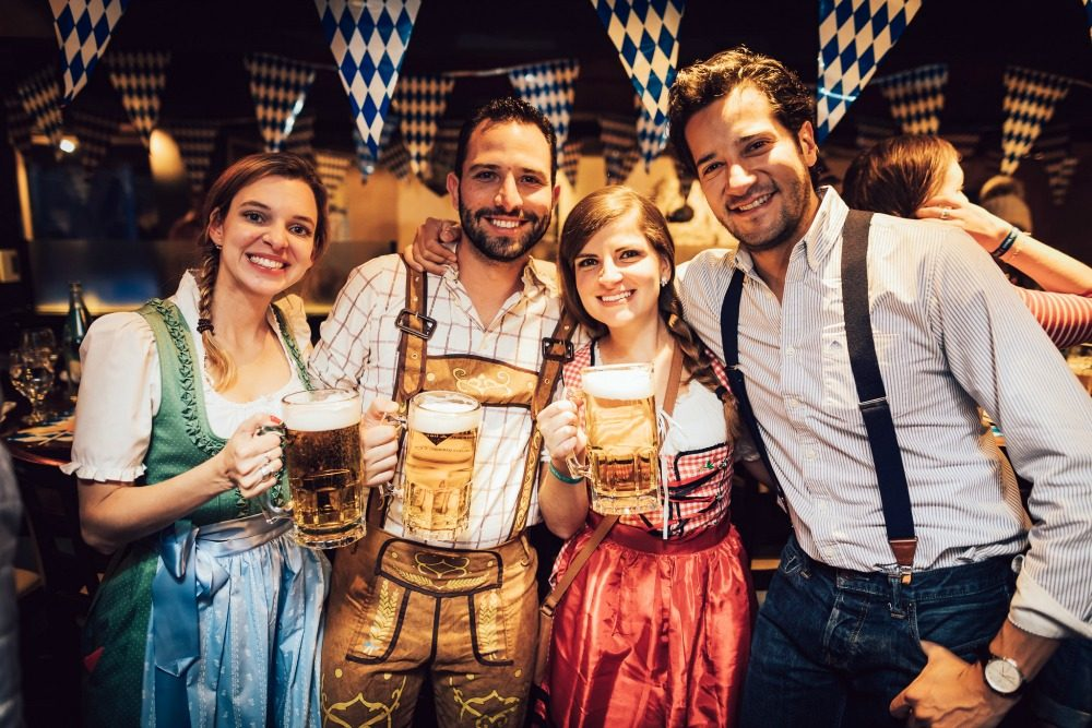 5 amazing Oktoberfest parties around the world