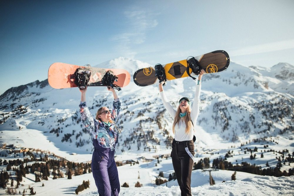 Awesome gifts for skiers and snowboarders