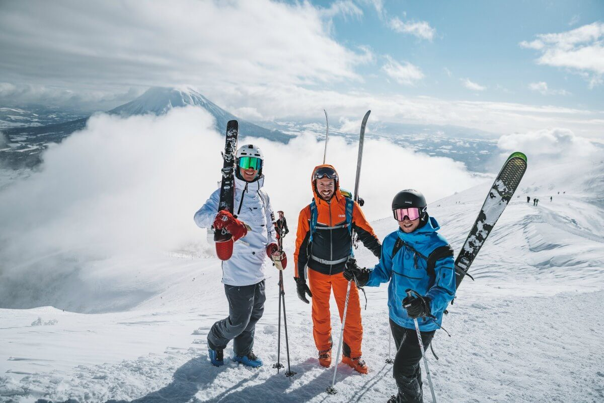 Powder to the people: your Niseko ski packing list