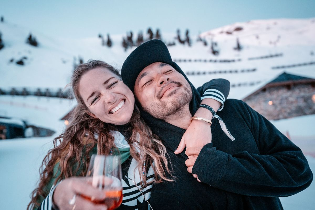 Stay positive - we will après again